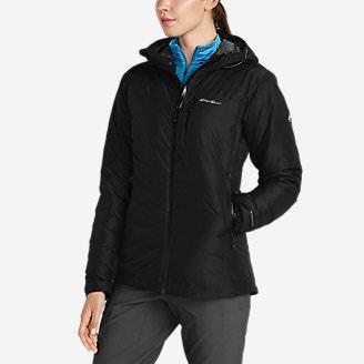 Women's BC Downlight StormDown Jacket in Gray