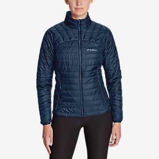 Women's IgniteLite Reversible Jacket in Blue