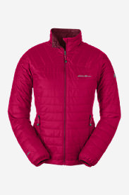Women's IgniteLite Reversible Jacket in Pink