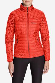 Women's IgniteLite Reversible Jacket in Red