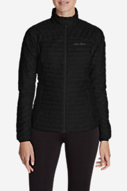 Women's MicroTherm® StormDown® Jacket in Black