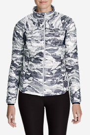 Women's MicroTherm® StormDown® Jacket in White