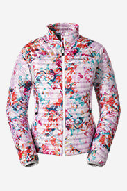 Women's MicroTherm® StormDown® Jacket in Pink