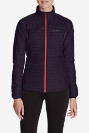 Women's MicroTherm® StormDown® Jacket in Purple