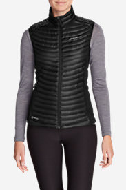 Women's MicroTherm® StormDown® Vest in Black