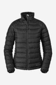 Women's Downlight StormDown Jacket in Black