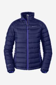 Women's Downlight StormDown Jacket in Blue