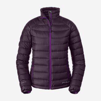 Women's Downlight StormDown Jacket in Purple