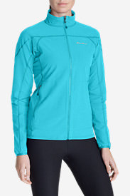 Women's Sandstone Soft Shell Jacket in Blue