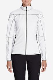 Women's Sandstone Soft Shell Jacket in White