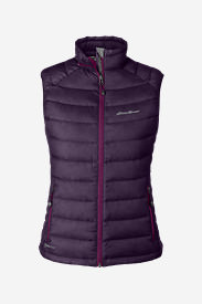 Women's Downlight® StormDown® Vest in Purple