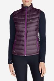 Women's Downlight® StormDown® Vest in Purple