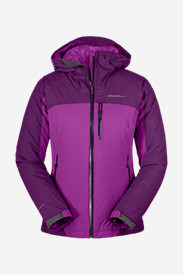 Women's BC Igniter Jacket in Purple