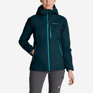 Women's BC Igniter Jacket in Green