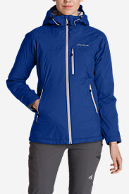 Women's BC Igniter Jacket in Blue