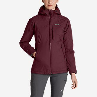 Women's BC Igniter Jacket in Red