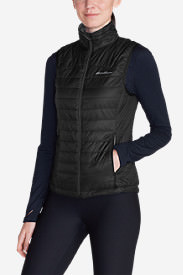 Women's IgniteLite Reversible Vest in Black