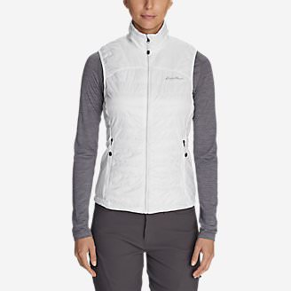 Women's IgniteLite Reversible Vest in White
