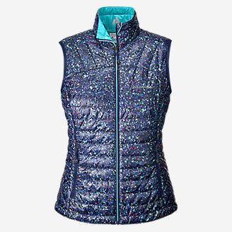 Women's IgniteLite Reversible Vest in Blue