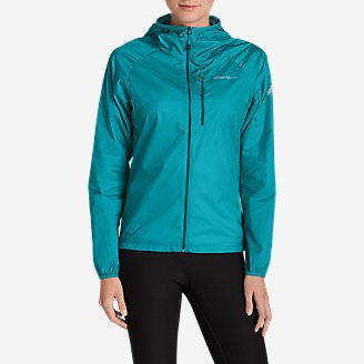 Women's Uplift Windshell in Blue
