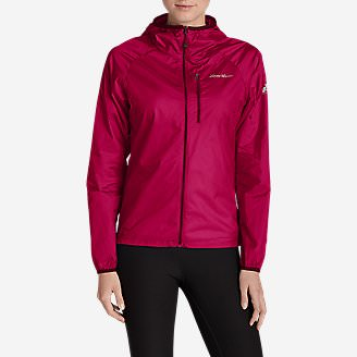 Women's Uplift Windshell in Pink