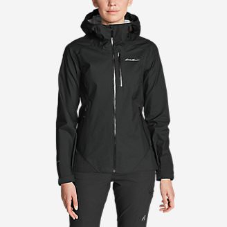 Women's BC Alpine Lite Jacket in Black