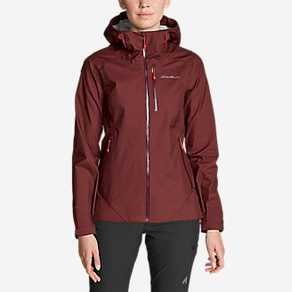 Women's BC Alpine Lite Jacket in Red