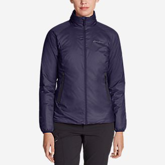 Women's EverTherm Down Jacket in Purple