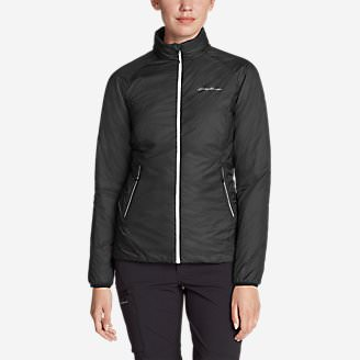 Women's EverTherm Down Jacket in Gray