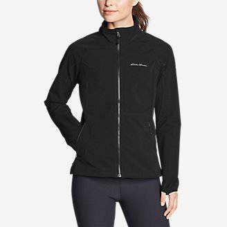 Women's Sandstone 2.0 Soft Shell Jacket in Black