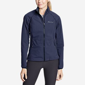 Women's Sandstone 2.0 Soft Shell Jacket in Purple