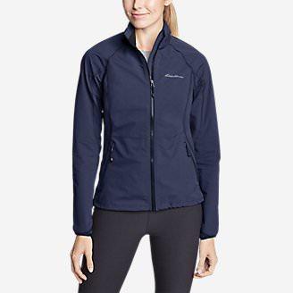 Women's Sandstone 2.0 Soft Shell Jacket in Purple