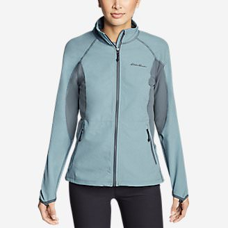 Women's Sandstone 2.0 Soft Shell Jacket in Blue