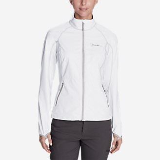 Women's Sandstone 2.0 Soft Shell Jacket in White