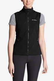 Women's Sandstone 2.0 Soft Shell Vest in Gray
