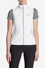 Women's Sandstone 2.0 Soft Shell Vest in White
