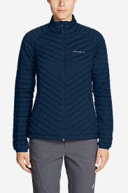 Women's MicroTherm Stretch Down Jacket in Blue