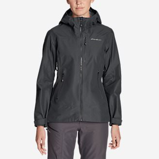 Women's BC DuraWeave Alpine Jacket in Gray