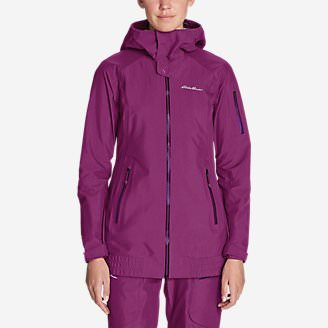 Women's BC Fineline Jacket in Purple