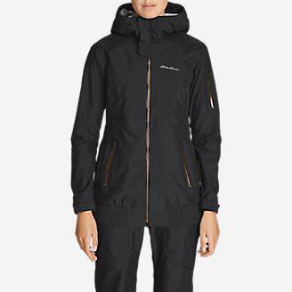 Women's BC Fineline Jacket in Gray