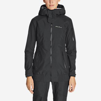 Women's BC Fineline Jacket in Gray