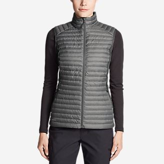 Women's MicroTherm 2.0 StormDown Vest in Gray