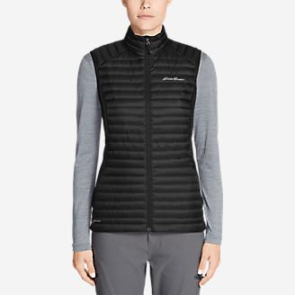 Women's MicroTherm 2.0 StormDown Vest in Black