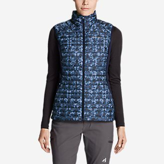 Women's MicroTherm 2.0 StormDown Vest in Blue