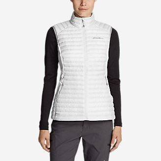 Women's MicroTherm 2.0 StormDown Vest in White
