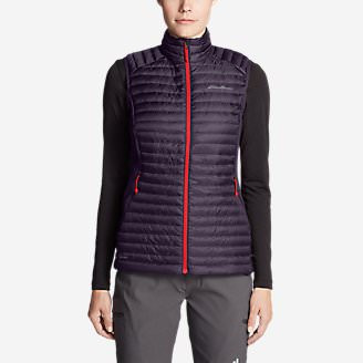 Women's MicroTherm 2.0 StormDown Vest in Purple