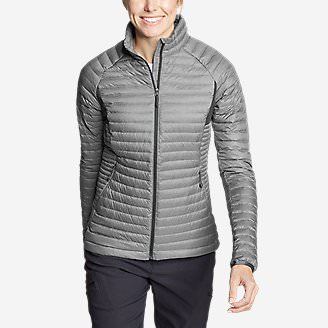 Women's MicroTherm 2.0 StormDown  Jacket in Gray