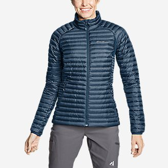 Women's MicroTherm 2.0 StormDown  Jacket in Green