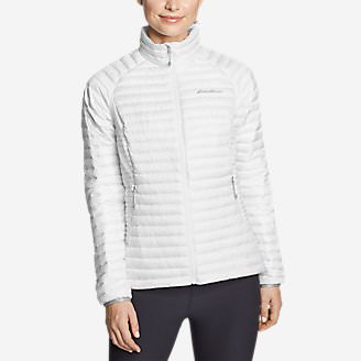 Women's MicroTherm 2.0 StormDown  Jacket in White
