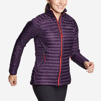 Women's MicroTherm 2.0 StormDown  Jacket in Purple